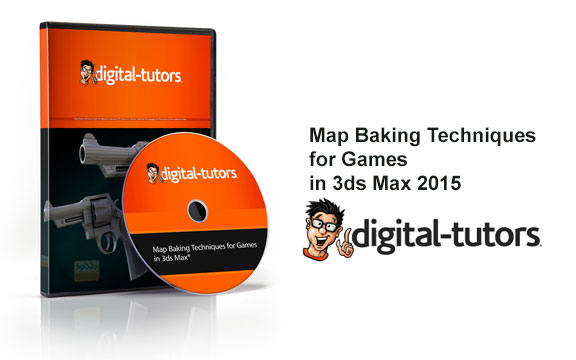 دانلود فیلم آموزشی Map Baking Techniques for Games in 3ds Max