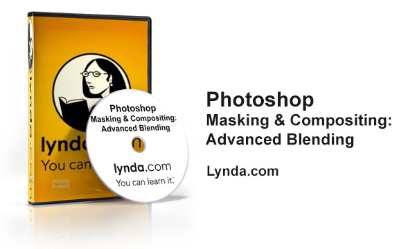 دانلود فیلم آموزشی Photoshop Masking and Compositing Advanced Blending