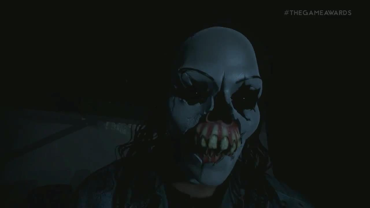 Until Dawn TGA 2014