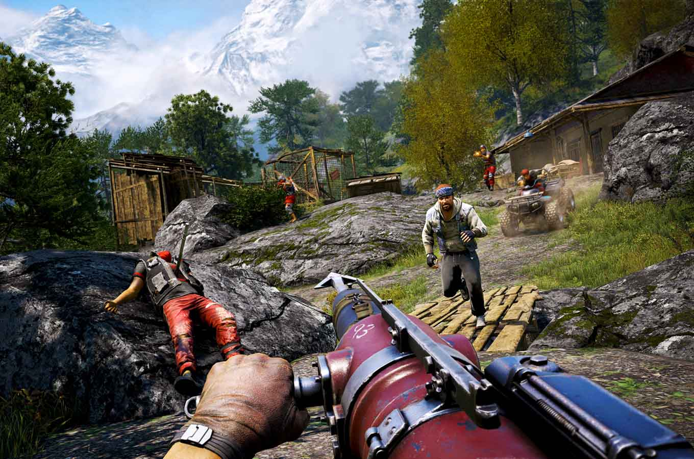 FAR CRY 4 - Hurk Deluxe Pack Walkthrough
